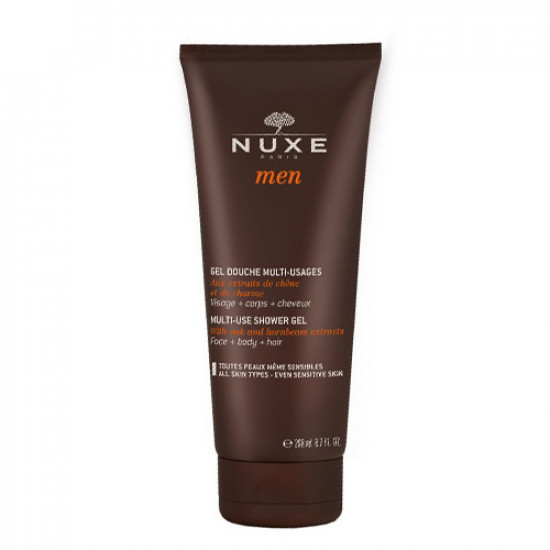 NUXE Men Gel Douce Multi-Usages 200 ml.
