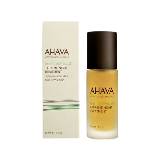 ahava extreme night treatment 30 ml.