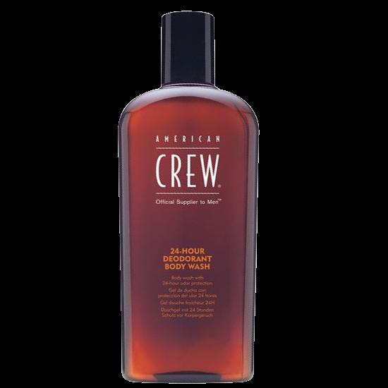 american crew 24 hour deodorant body wash 450 ml