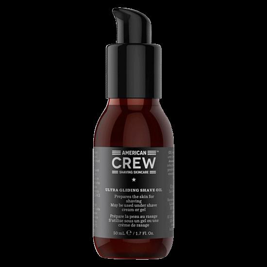 american crew ultra gliding shave oil 50 ml.