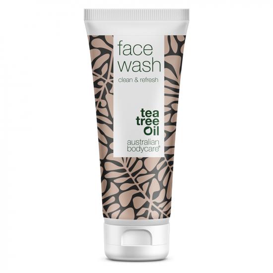 Australian Bodycare Face Wash 100 ml.