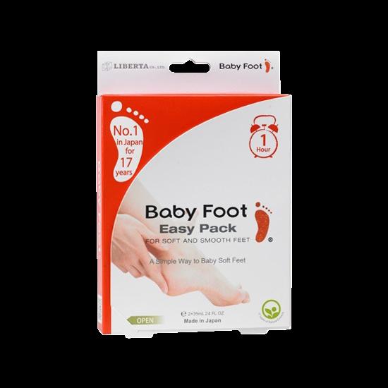 baby foot easy pack 2x35 ml