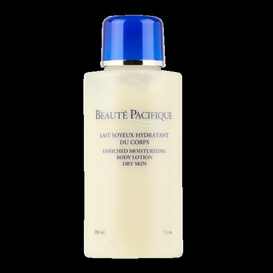 beaute pacifique body lotion dry skin 200 ml.