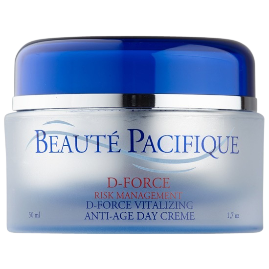 beaute pacifique d-force vitalizing anti-age day creme 50 ml.