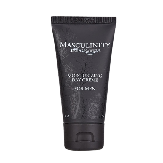 beaute pacifique masculinity moisturizing day creme for men 50 ml.