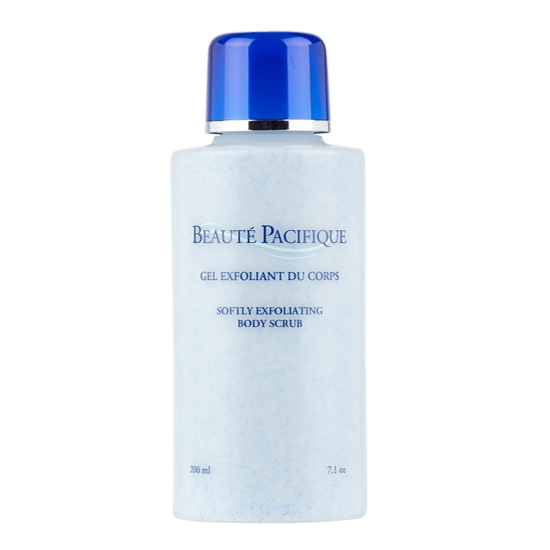 beaute pacifique softly exfoliating body scrub 200 ml.