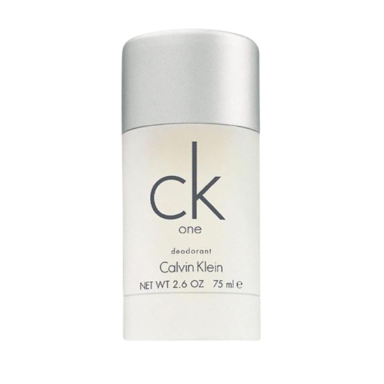 calvin klein ck one deodorant stick 75 g.