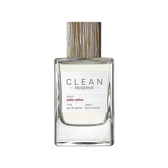 clean reserve amber saffron edp 100 ml.