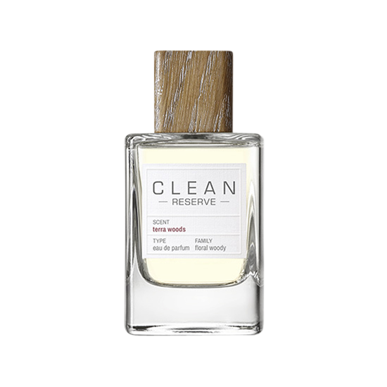 clean reserve terra woods edp 100 ml.