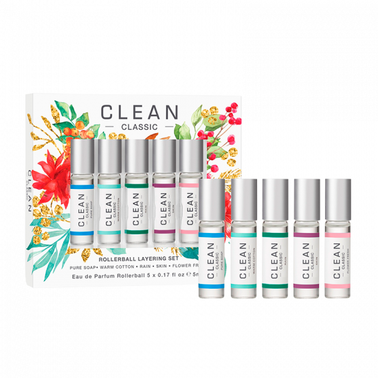 Clean Layering Collection EDP (5 x 5 ml)