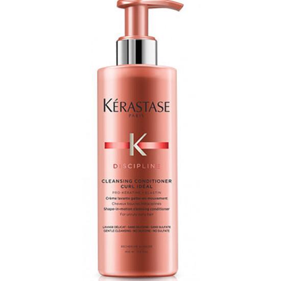 Kerastase Discipline Curl Ideal Cleansing Conditioner 400 ml - Shampoo