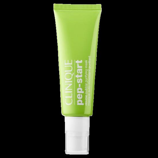 clinique pep-start double bubble purifying mask 50 ml.