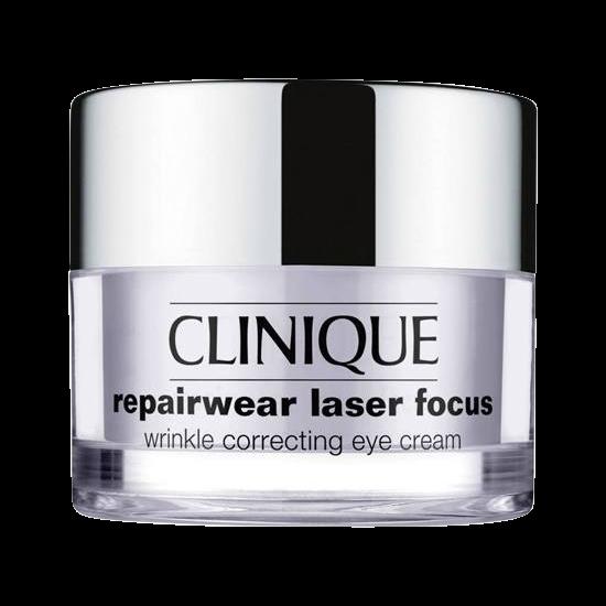 clinique repairwear laser focus wrinkle correcting eye cream 15 ml.