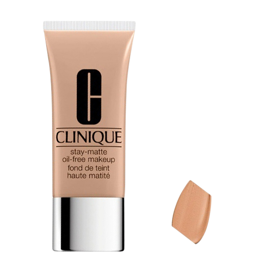 clinique stay-matte oil-free makeup 19 sand 30 ml.