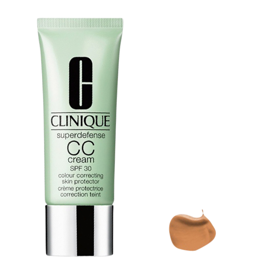 clinique superdefense cc cream spf 30 medium 40 ml.