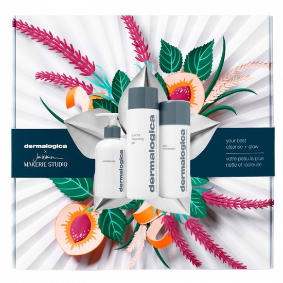 Dermalogica Your Best Cleanse & Glow Gift Set