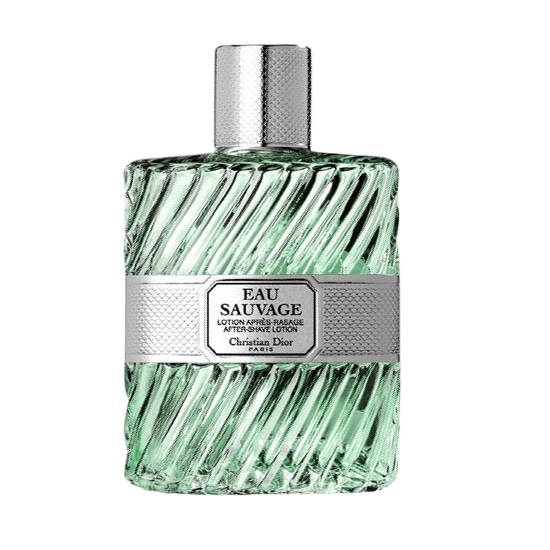 dior eau sauvage after shave lotion 100 ml.