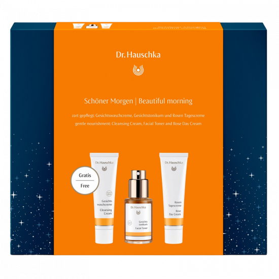 Dr. Hauschka Beautiful Morning Gift Set