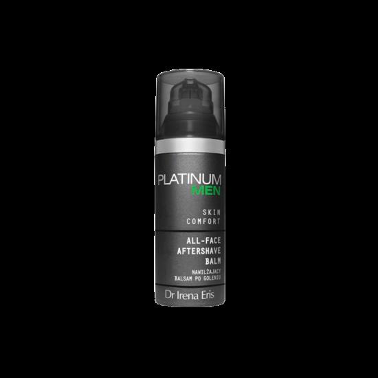 Dr. Irena Eris Platinum Men Skin Comfort All-Face Aftershave Balm (50 ml)