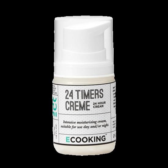 Ecooking 24 Timers Creme 50 ml.