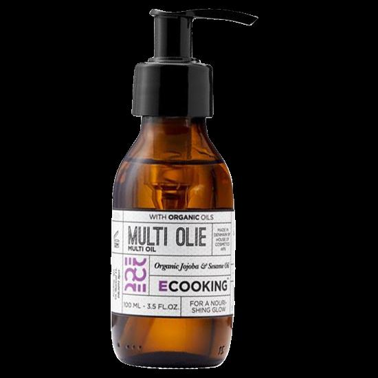 Ecooking Multi Olie 100 ml.