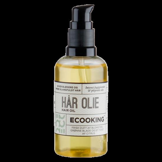 Ecooking Hår Olie 75 ml