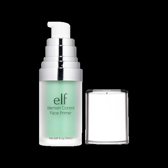 elf makeup blemish control face primer clear 14 ml.