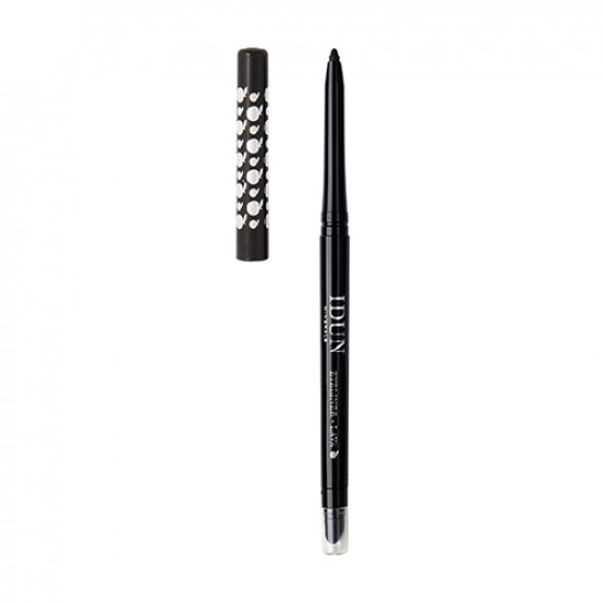 IDUN Minerals Lava Black Eyeliner Pencil (035 gr)