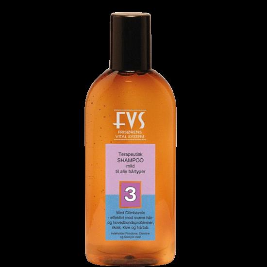 fris√∏rens vital system terapeutisk shampoo no 3 215 ml