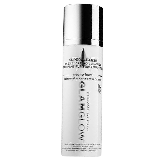 glamglow supercleanse daily clearing cleanser 150 ml.