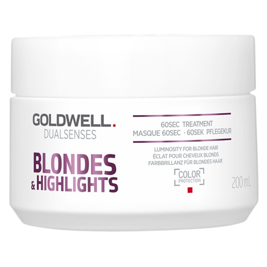 goldwell dualsenses blondes and highlights treatment 200 ml.