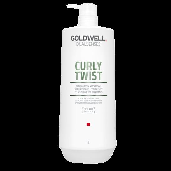 goldwell dualsenses curly twist hydrating shampoo 1000 ml.