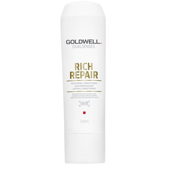 goldwell dualsenses rich repair conditioner 200 ml.