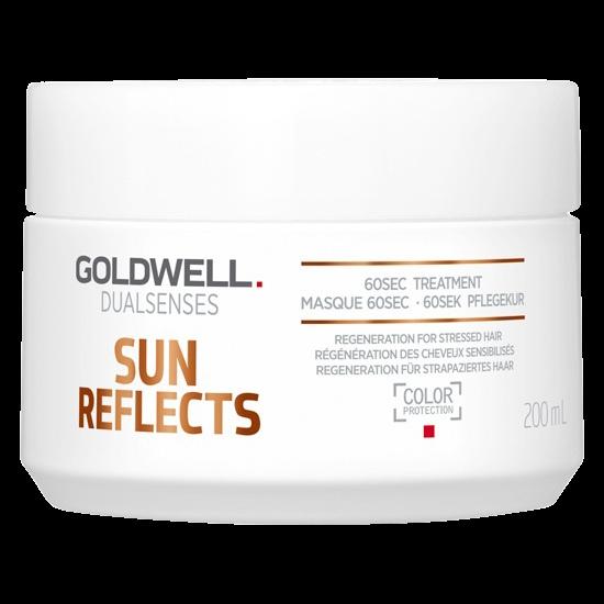 goldwell dualsenses sun reflects after sun 60sec treatment 200 ml.