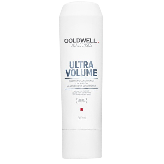 goldwell dualsenses ultra volume bodifying conditioner 200 ml.