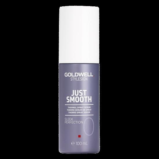 goldwell stylesign sleek perfection thermal spray serum 100 ml.