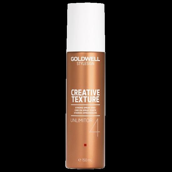 goldwell stylesign unlimitor spray wax 150 ml.