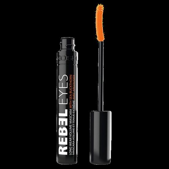gosh gosh rebel eyes mascara - 002 carbon black