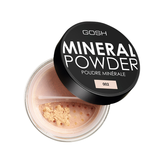 gosh mineral powder 002 ivory 8 g.