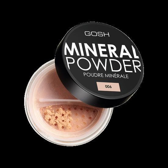 gosh mineral powder 006 honey 8 g.