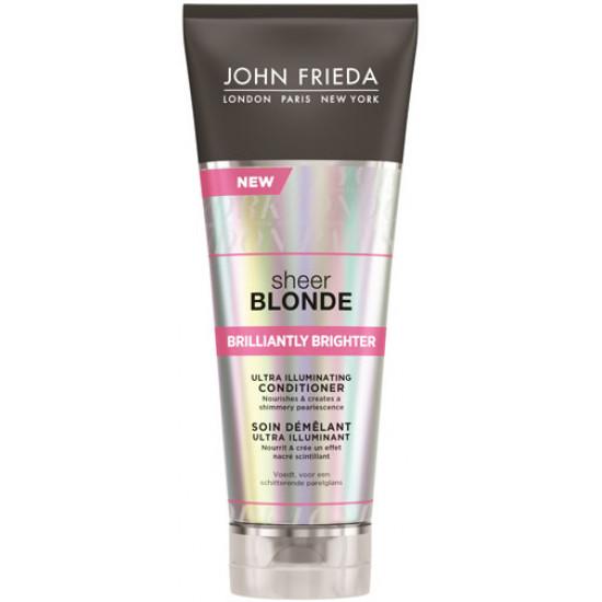 John Frieda Sheer Blonde Birilliantly brighter Conditioner 250 ml