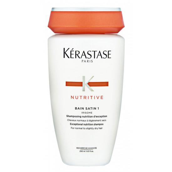 Kerastase Nutritive Bain Satin I 250 ml - Shampoo