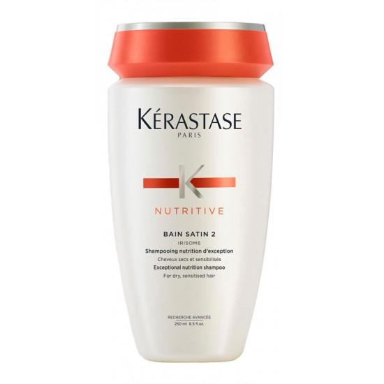 Kerastase Nutritive Bain Satin II 250 ml - Shampoo