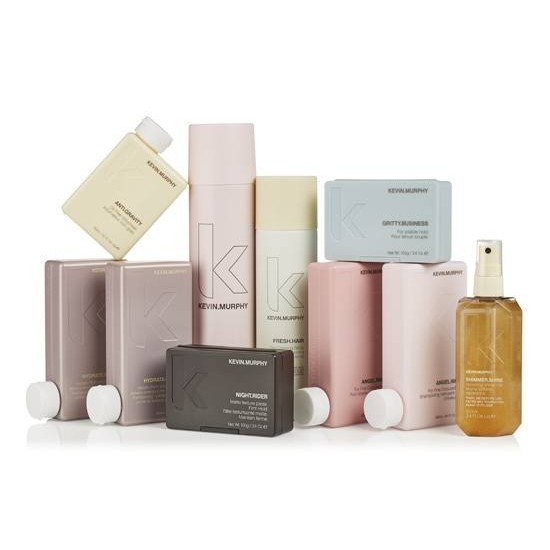 Kevin Murphy Bland Selv