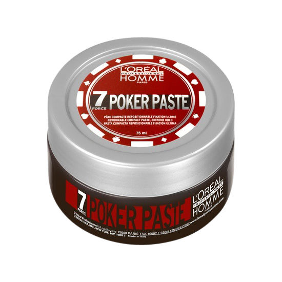loreal pro homme poker paste 75 ml