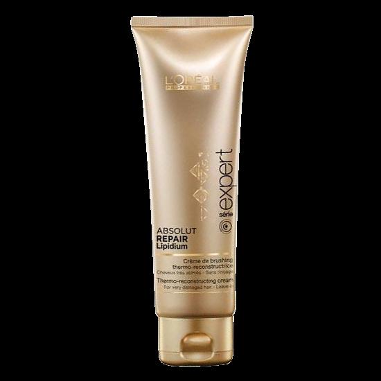 loreal pro serie expert absolut repair lipi blow dry cream 125 ml