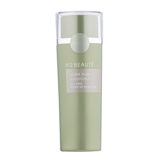 m2 beaute oil-free makeup remover 150 ml.