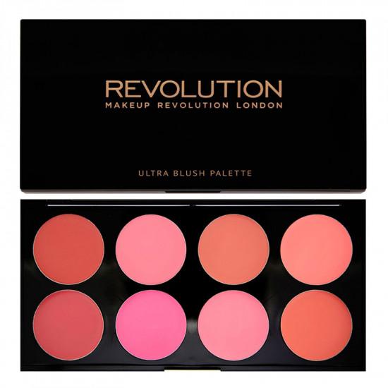 Makeup Revolution Blush Palette - All About Cream 13g