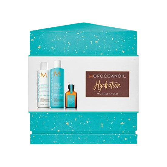 moroccanoil beauty from all angles hydration set