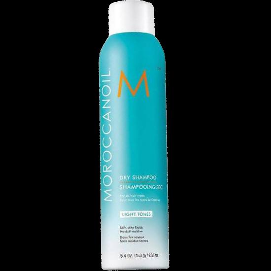 moroccanoil dry shampoo light tones 205 ml.